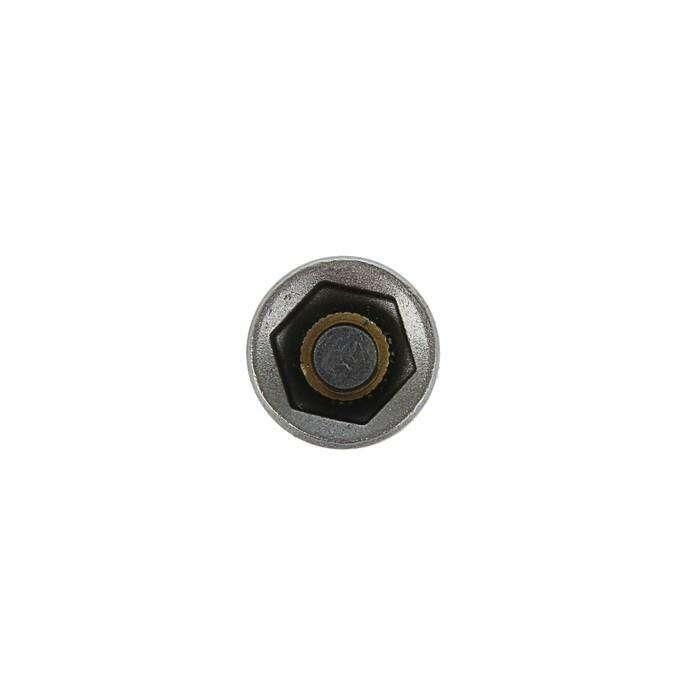Набор бит с торцевыми головками TUNDRA basic, с магнитом 5 шт, L=65 мм, 10 мм