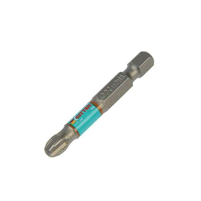 Бита Ritter Whirlpower, PH3x50 мм, намагниченная, сталь S2