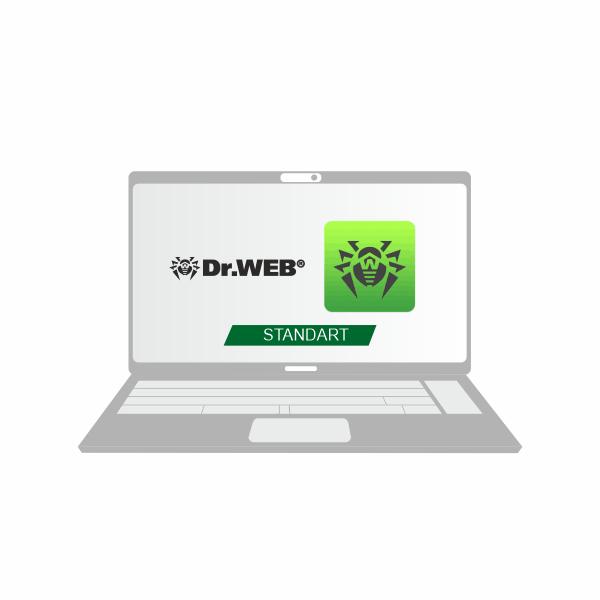 Пакет Стандарт + Dr.Web