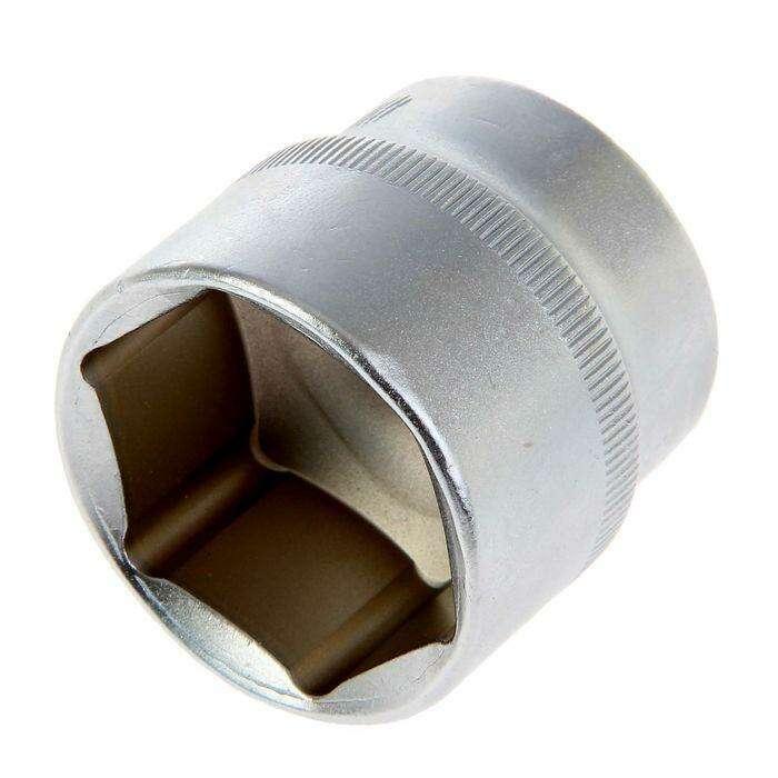 "Головка торцевая TUNDRA premium, 6-гранная, 1/2"", 32 мм, CrV"