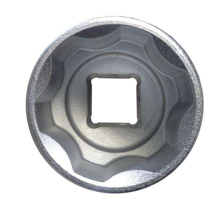 """Головка торцевая BERGER, удлинённая ,1/2"""", 6-гранная SuperLock, 21 мм"""