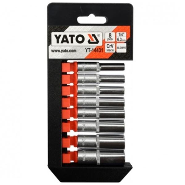 Набор торцевых головок YATO YT-14431