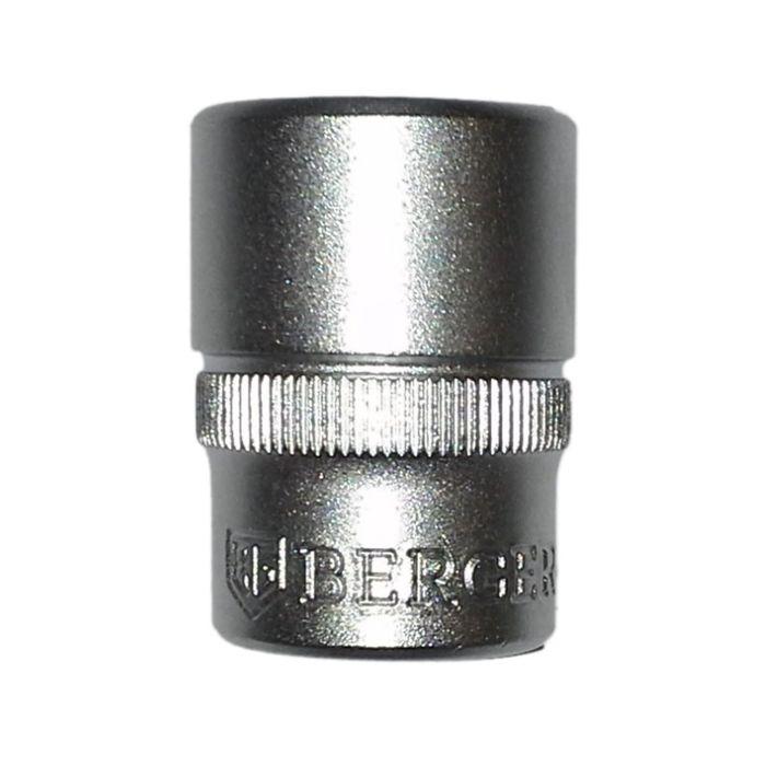 "Головка торцевая BERGER BG-14S12, 1/4"", 6-гранная SuperLock, 12 мм"