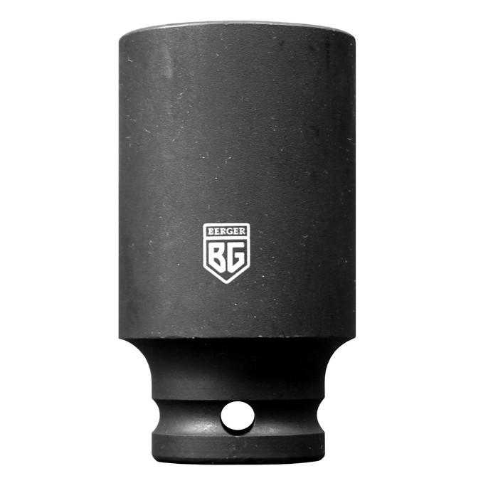 """Головка торцевая BERGER BG2145, удлиненная, ударная, 27 мм, 1/2"""""""