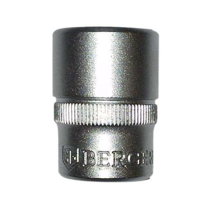 "Головка торцевая BERGER, 1/2"", 6-гранная SuperLock, 17 мм"