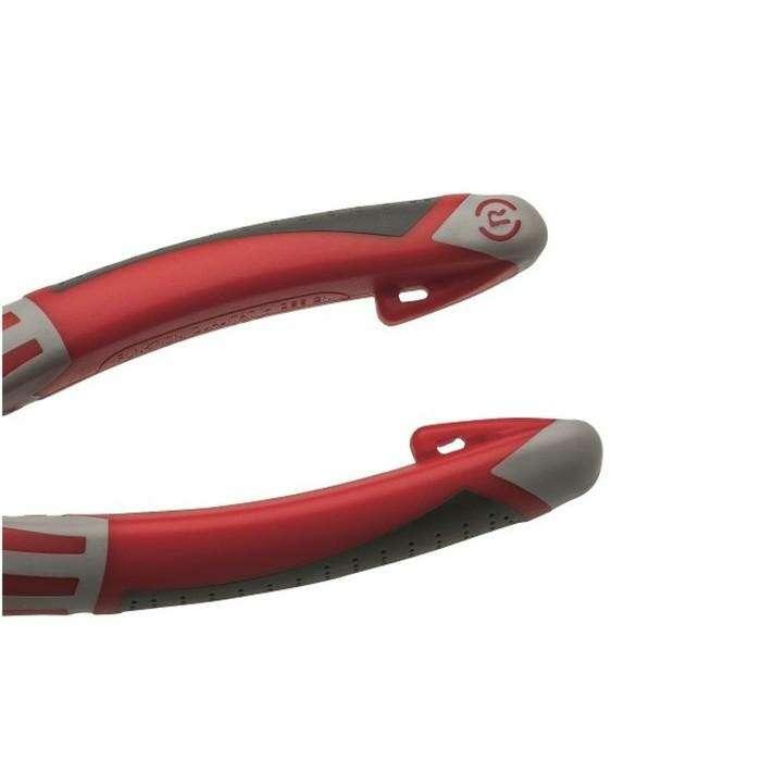 Клещи переставные NWS 1651-69-240 Classic Plus, 240 мм, 3-х компонентные ручки, d=50 мм