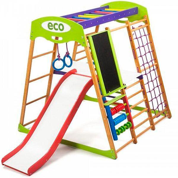 Детский спортивный комплекс для квартиры Карамелька Plus 3 10252