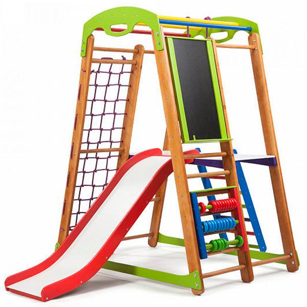 Детский спортивный уголок Кроха - 2 Plus 3 10262