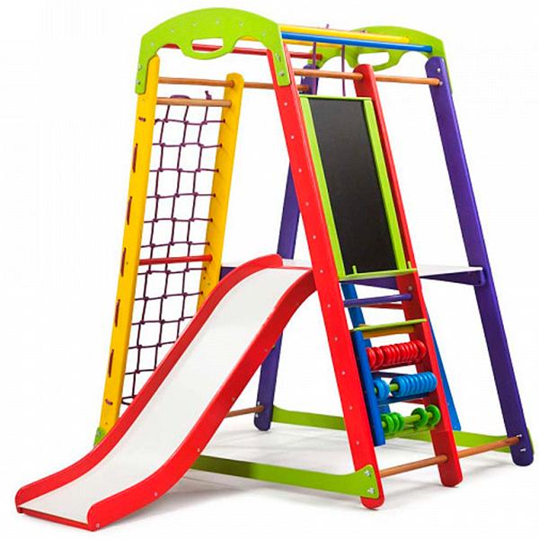 Детский спортивный уголок Кроха - 1 Plus 3 10258