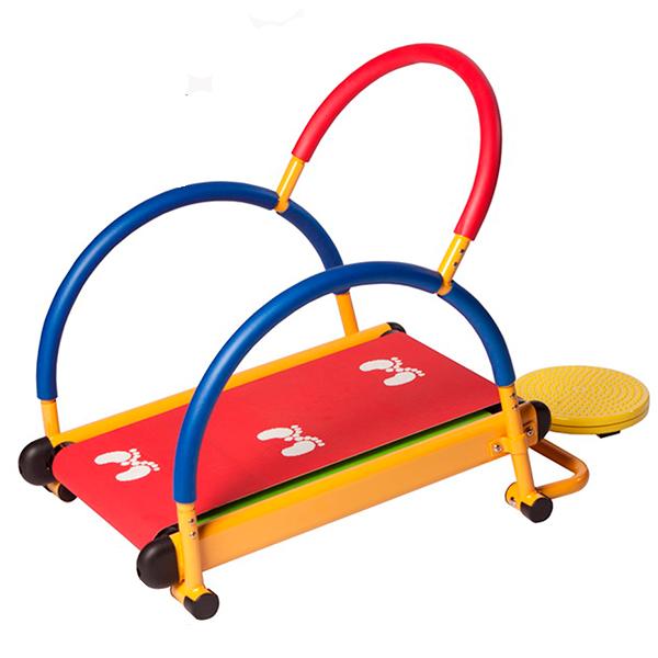 Тренажер детский механический Беговая дорожка с диском-твист Moove&Fun SH-01-T