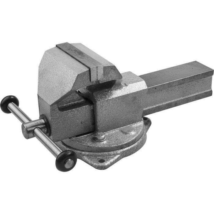 Тиски слесарные Зубр Эксперт, 125 мм
