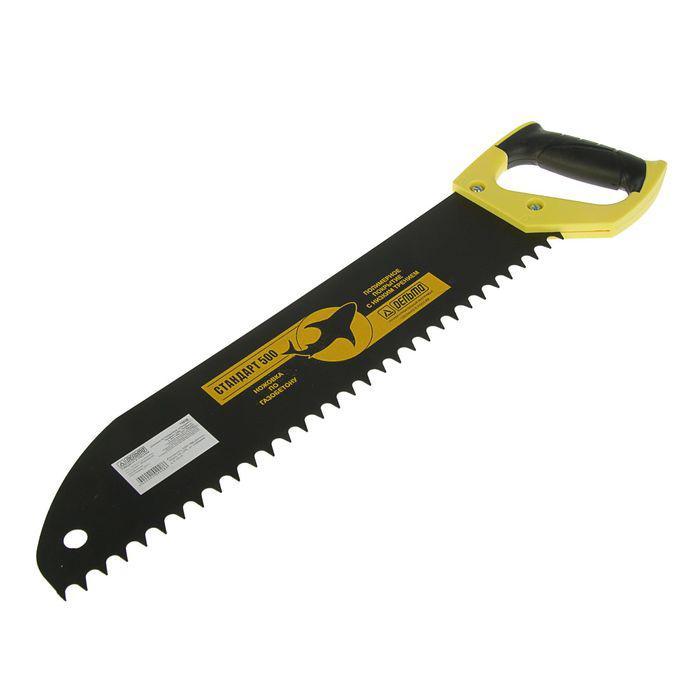 Ножовка по газобетону Дельта Стандарт 500мм
