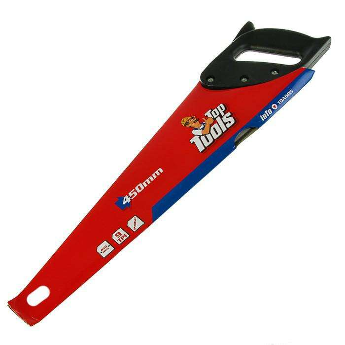 Ножовка по дереву Top Tools Top Cut 450 мм