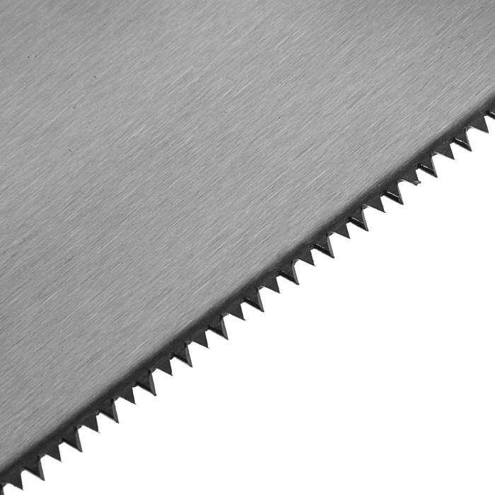 """Ножовка по дереву Top Tools, 500 мм, """"Top Cut"""", 9 TPI, пластиковая рукоятка"""