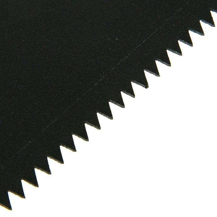 Ножовка по дереву LOM, 350 мм, 7-8 TPI, тефлоновое покрытие