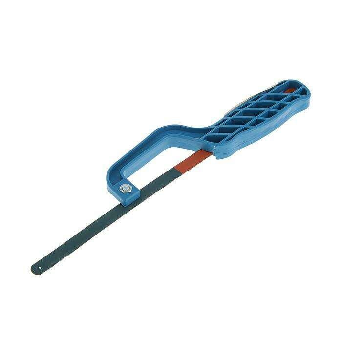 Ножовка-ручка, Hobbi укрепленное полотно, 250 мм