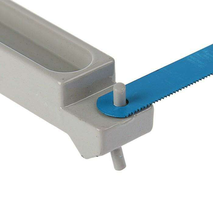 Ножовка по металлу Tundra Premium 300мм с двухкомпонентной рукояткой