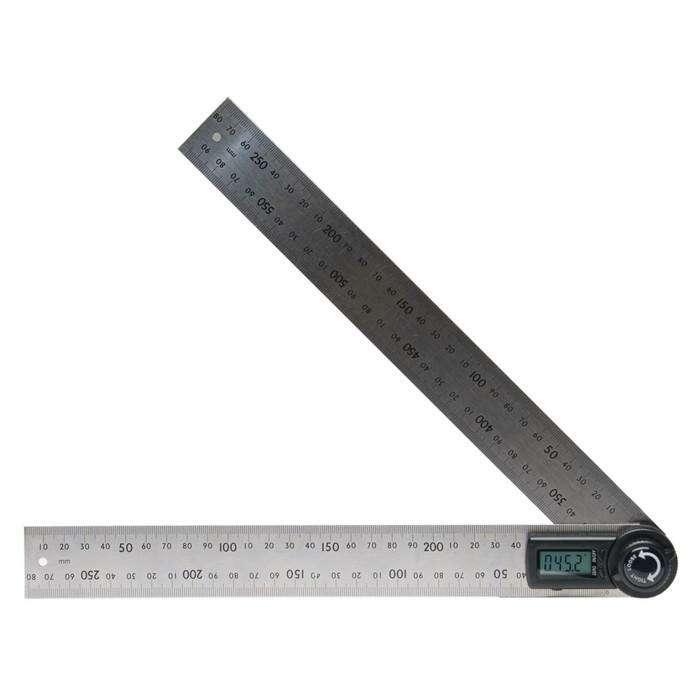 Угломер электронный ADA AngleRuler 30, диапазон 0-360°, точность 0.3°, разрешение 0.1°