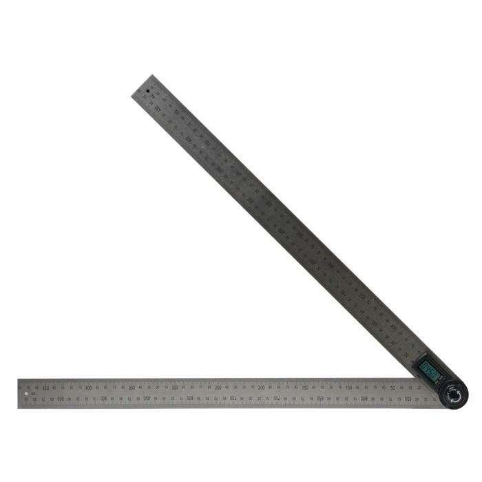 Угломер электронный ADA AngleRuler 50, диапазон 0-360°, точность 0.3°, разрешение 0.1°