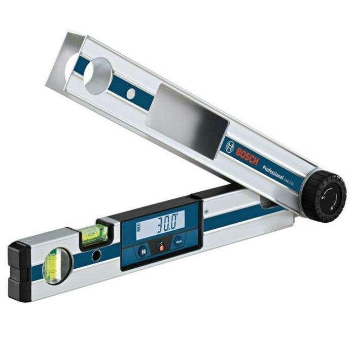 Угломер Bosch GAM 220 Professional (0601076500), диапазон 0-220град.