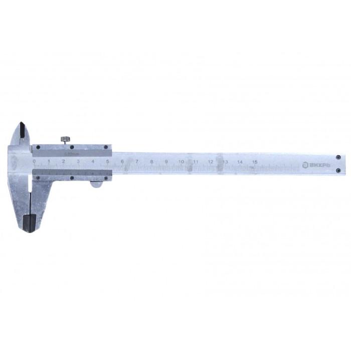 """Штангенциркуль """"Вихрь"""" ШЦ-150, с глубинометром, 150 мм"""