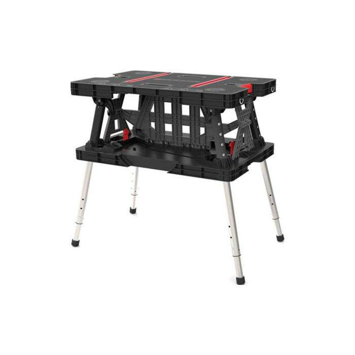 Верстак Folding Work Table, чёрный