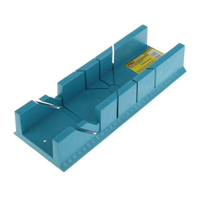 Стусло Hobbi пластмассовое 300 х 65 х 40 мм