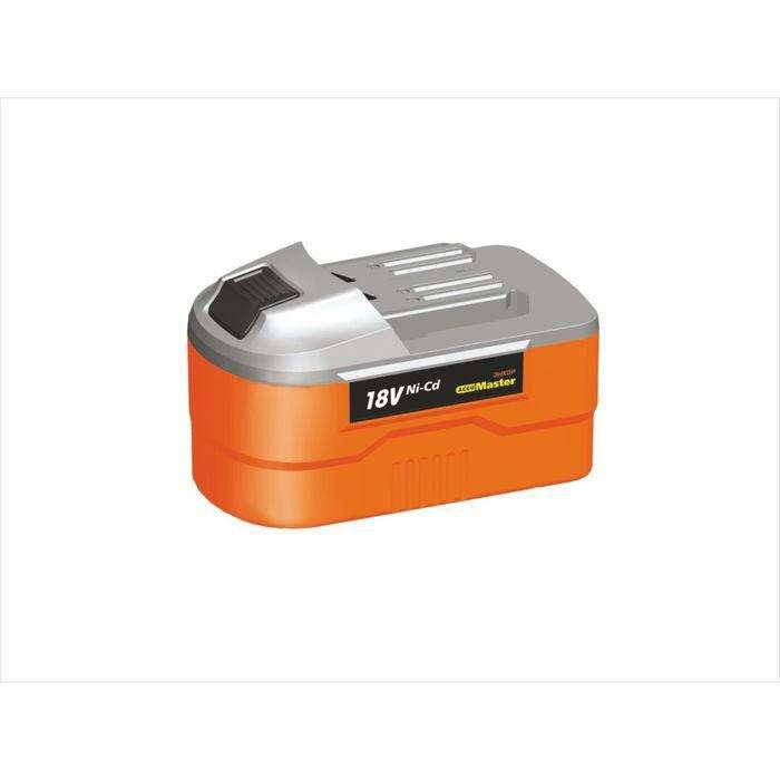 Аккумулятор AccuMaster АК1821-1,5i, 18В, Ni/1*1,5Ач блистер, шт