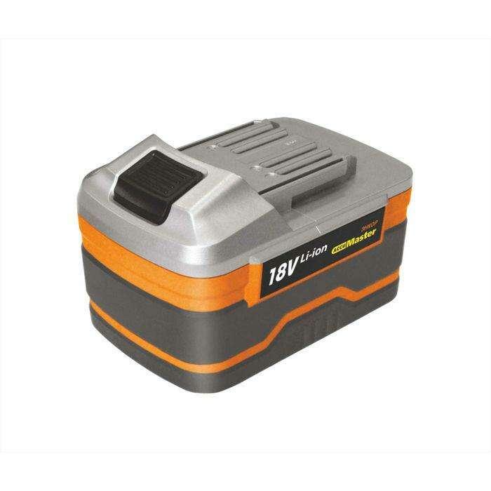 Аккумулятор AccuMaster АК1816-4Li, 18В, Li/1*4Ач блистер, шт