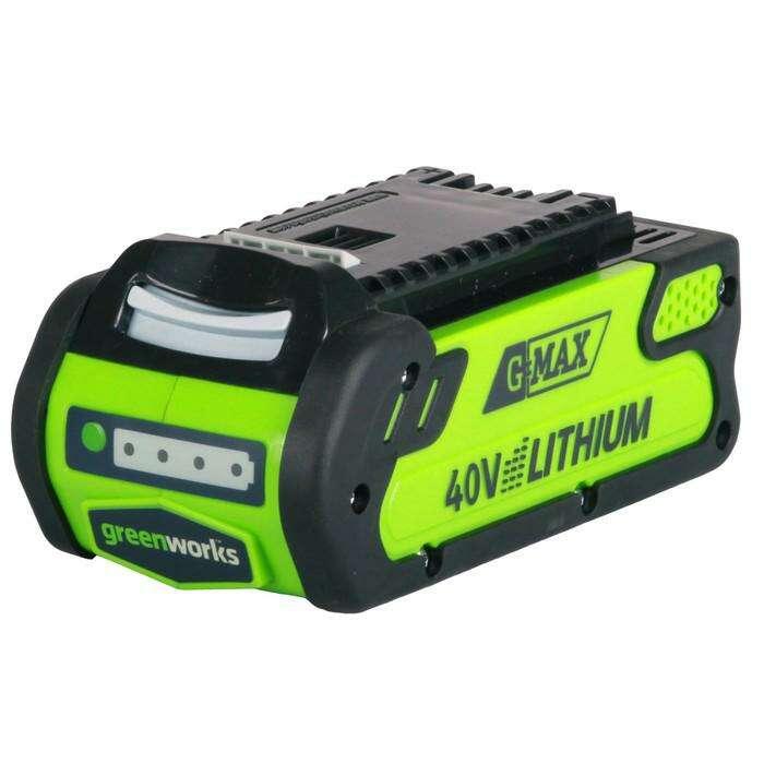 Аккумулятор GreenWorks G40B4 29727