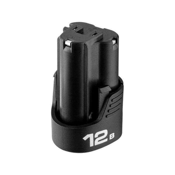 "Батарея аккумуляторная ""ЗУБР"" АКБ-12-Ли 15М3, для ДА-12(-2)-Ли К(Н)М3, 12В, Li-Ion, 1.5 Ач"