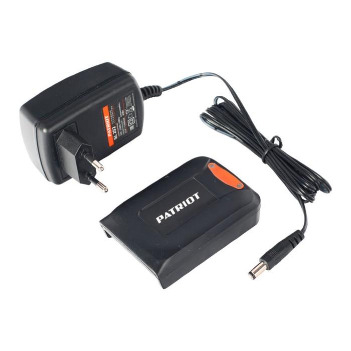 Зарядное устройство PATRIOT GL202, 20 В, 1.7 А, для аккумулятора BL202
