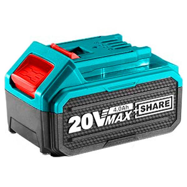 Аккумулятор Total для инструментов серии S20 (TFBLI2002)