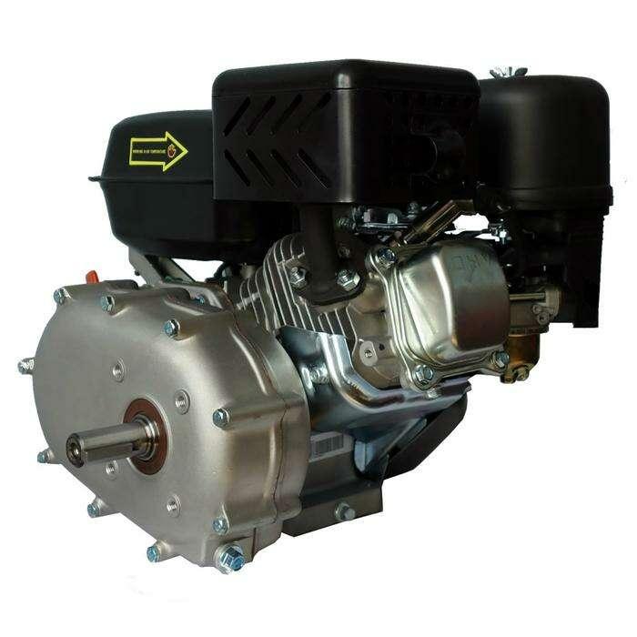 Двигатель ZONGSHEN ZS168FBE-4, бенз., 4Т, 6.5 л.с., 196 см3, d=22 мм, электростарт