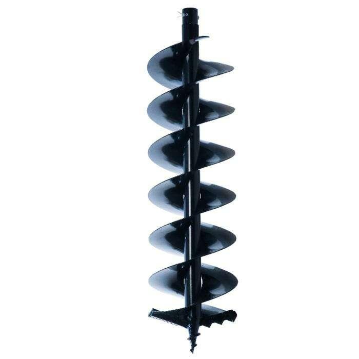 Шнек ADA Frozen Ground Drill 200, 200х800 мм, для мерзлого и каменистого грунта, d=20 мм