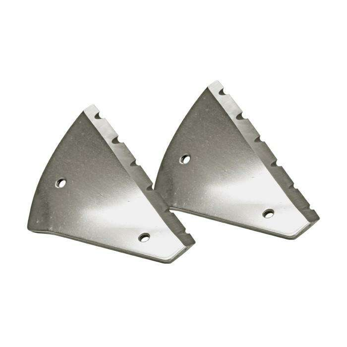 Сменный нож к шнеку для бурения льда Carver IB-200, d шнека=200 мм, 2 шт/компл.