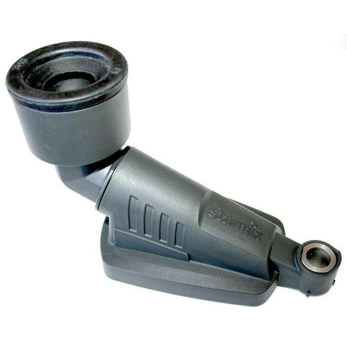 Насадка Starmix BOHRFIXX, для сбора пыли при сверлении, d=32-42 мм, сверла max d=14 мм