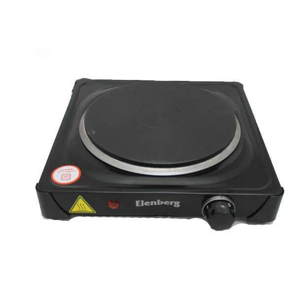 Настольная плита Elenberg TH-02A-1 (Black)