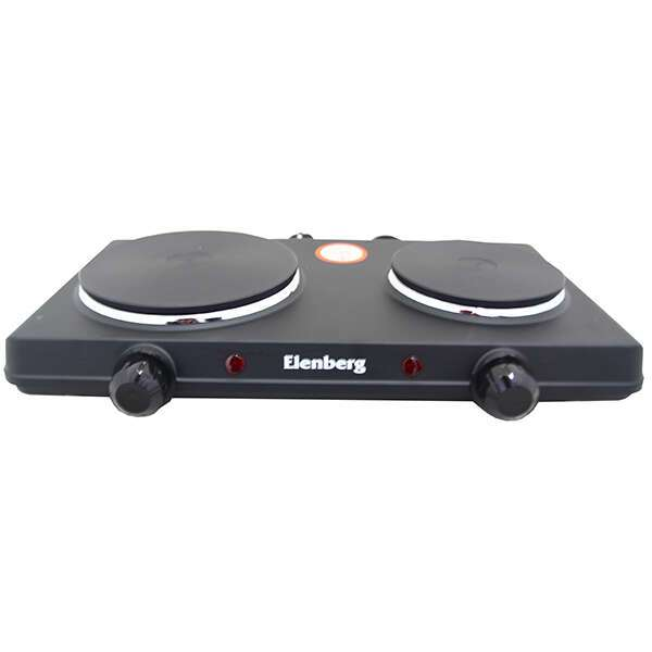 Настольная плита Elenberg HP-D2002 (черный)
