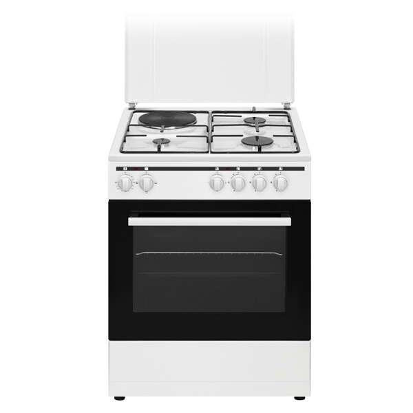 Комбинированная плита Elenberg F60EG30W
