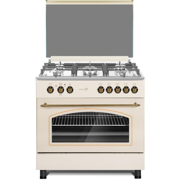 Комбинированная плита Dauscher E9425BJ