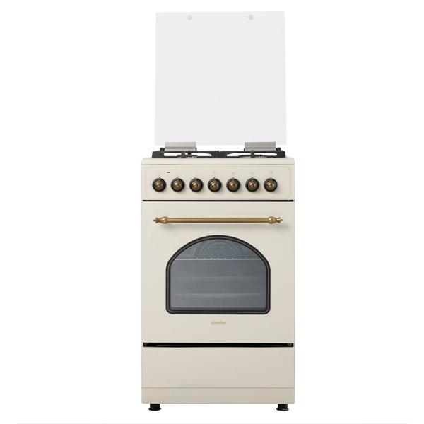 Комбинированная плита Simfer F56EO45017