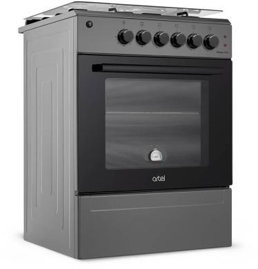 Комбинированная плита Artel Milagro 10 E серый