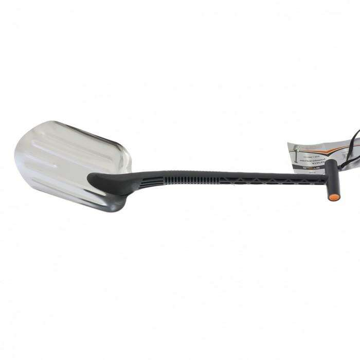Лопата автомобильная, алюминиевая, пластиковый черенок, Stels