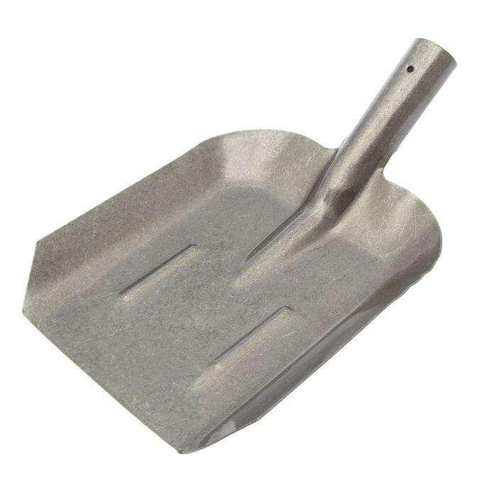 Лопата совковая, тулейка 40 мм, без черенка, «Копанец-ЛСП»