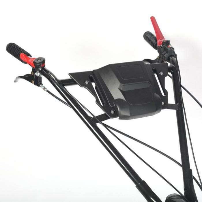 Мотоблок PATRIOT ВОЛГА 440107566, бензиновый, 4Т, 7 л/с, захват 90 см, скорости 2/1