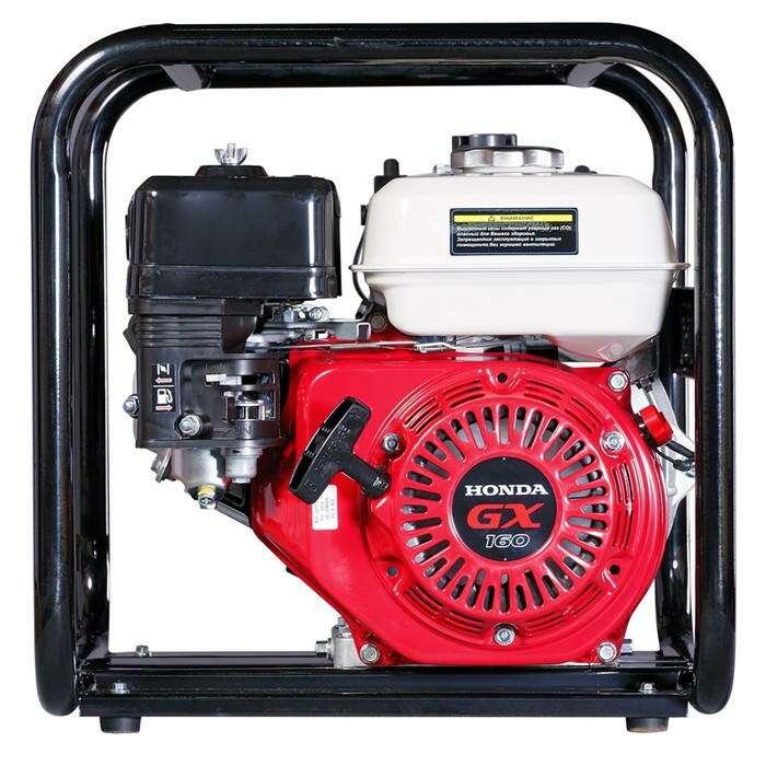 Мотопомпа Fubag PTH 400 H, бенз., d=50 мм, высоконапорная, 400 л/мин, 8/50М