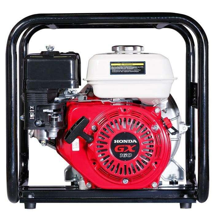 Мотопомпа Fubag PTH 600 ST, бенз., d=50 мм, для загрязненной воды, 600 л/мин, 8/26 м