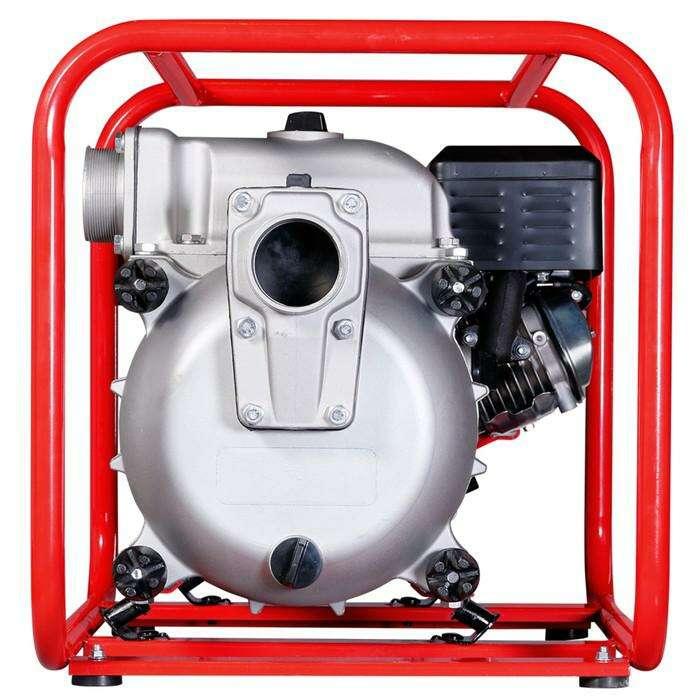 Мотопомпа Fubag PG 1300 T, для сильнозагрязненной воды, 1300 л/мин, 26м/8м, d=80 мм