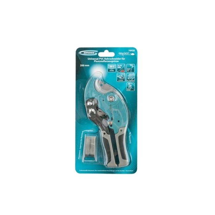 Ножницы для изделий из ПВХ Gross 78420, d=36 мм, 2-компонентные рукоятки, SК5